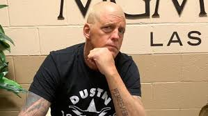 Dustin Rhodes Reflects On Goldust's Origins, Dusty Rhodes' Polka Dots