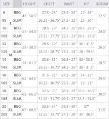 Van Heusen Underwear Size Chart Best Picture Of Chart