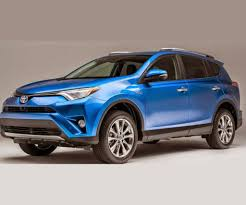 A Closer Look at the 2017 Toyota RAV4 Trim