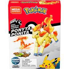 Pokemon Mega Construx GKY86 Ponita