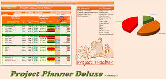 Project Management Microsoft Excel Excel Project Manager The Gantt Chart On Steroids Online Pc Learning
