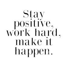 Inspirational Quotes For Work Adorable Inspirational Quotes About Strength Stay Positive Work Hard Make