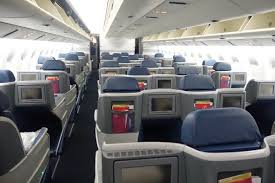 Review Delta One 767 New York To Los Angeles One Mile At