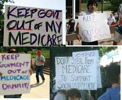 """Jesse Garcia on Twitter: """"@POTUS @realDonaldTrump wants to gut #Medicare by  $237 Billion. Where are the #TeaParty folk and their """"Get Your Government  Hands Off My Medicare"""" signs now? And he's planning"""