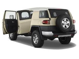 Image: 2013 Toyota FJ Cruiser 4WD 4-door Auto (Natl) Open Doors ...