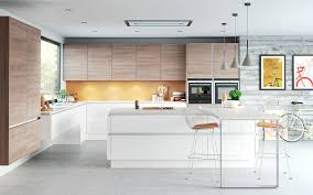 Modern Wooden Kitchen Designs Modern Kitchen Designs With Wooden Accent Decor Brings A