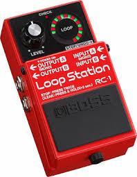 Купить Гитарная <b>педаль BOSS RC</b>-<b>1</b> с бесплатной доставкой по ...