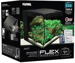 Fluval Flex Light Timer Fluval Complete Aquarium Flex 34 L