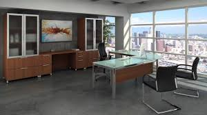 contemporary glass office. Office Desk Contemporary. Contemporary Glass Modern Regarding Images Of Executive Offices
