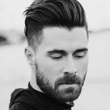 men s shaved hairstyles