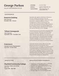great resume layout 2017 resumes 2017 s representative best cv tips
