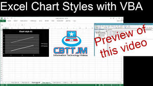 Chart Style 42 Exploring Excel Chart Styles With Vba