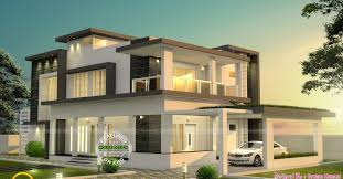 Architecture Modern Flat Roof Two Storey Home Architecture Characteristic  Modern Architecture Flat Roof