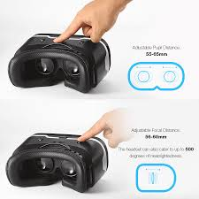 samsung virtual reality headset. blitzwolf® bw-vr3 3d vr glasses virtual reality headset for iphone 8 plus samsung
