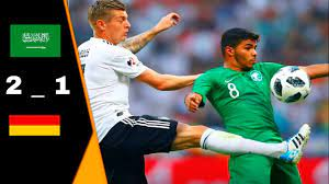 ملخص مباراة 🔥السعودية vs المانيا كأس العالم 2018 HD - YouTube