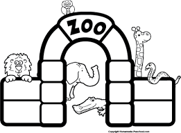 zoo entrance clip art. Plain Entrance Graphic Freeuse Download Collection Of Black And White High Svg Library Zoo  Entrance Clipart Throughout Entrance Clip Art 8