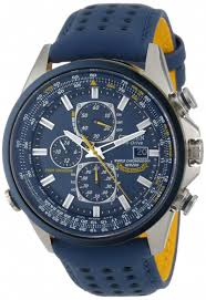 citizen eco drive watches lowest citizen price citizen men watches eco drive radio controlled chronograph blue angels blue leather at8020