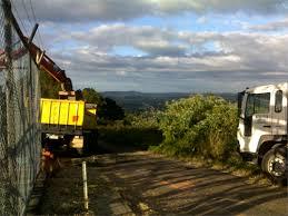 job photos on the sunshine coast all haul qld black mountain range road 4