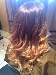 Ombré For Natural Dark Brown Hair