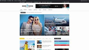 Wordpress Template Newspaper Newspaper 7 Tutorial How To Update Theme Via Wordpress