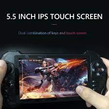 X15 Chơi Game Cầm Tay Android 7.0 Quad Core 16GB Chơi Game Người Chơi Đầu  Ra TV Đa Phương Tiện Video Máy Chơi Game Handheld Game Players