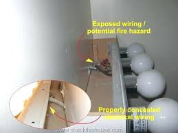 install light fixture without junction box junction box for light
