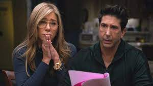 1 day ago · our beloved couple from the iconic series friends, ross and rachel aka jennifer aniston and david schwimmer are giving fans a major meltdown as they have reportedly harboured secret feelings for each other in real life.the friends reunion had revealed inside scoops of the duo's secret crush on each other while filming for the show more than 20 years back. Jennifer Aniston And David Schwimmer React To Romance Rumors Following Friends Reunion Entertainment Tonight