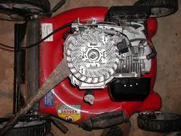 how to repair a lawn mower engine 11 steps pictures 4stroke 6 jpg