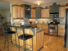 Small Picture Kitchen Oak Cabinets Wall Color What Paint Color Goes With Light