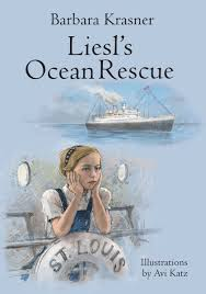 Review: Liesl's Ocean Rescue by Barbara Krasner, illustrated by Avi Katz |  Diary of an Eccentric