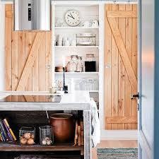 barn doors pantry design ideas in barn door kitchen pantry