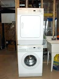 Front loading stacking washer and dryer Closet Front Loading Stacked Washer And Dryer The Most Front Load Washer And Dryer Incl Stacking Kit For Regarding Washer Dryer Designs Stackable Top Load Washer 2017seasonsinfo Front Loading Stacked Washer And Dryer The Most Front Load Washer