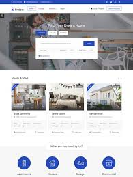 real state template 50 best real estate website templates free premium freshdesignweb