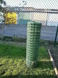 plastic garden mesh fencing 1m high 10m length