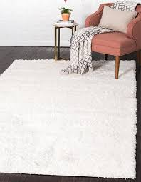 White shag rug living room Oxypixelcom Snow White 9 12 Solid Shag Rug Area Rugs Esalerugs