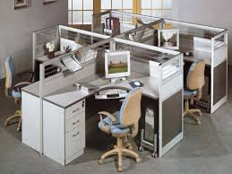 Modern Cubicle Fine Cubicle Office Space Furniture Modern Long Island On