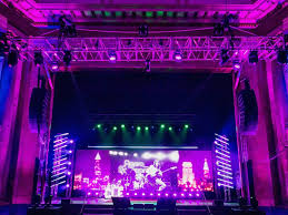 Aeg Chooses Adamson For Clevelands Iconic Agora Theatre