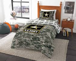 us army camo twin comforter