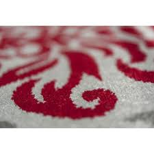 awesome incredible grey and red area rugs gy modern red gray red and gray area