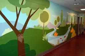 childrens church decor church wall murals