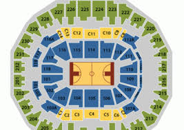 Fedexforum Seating Chart With Seat Numbers Seating Charts Insidearenas Com