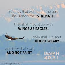 Encouraging Christian Quotes For Strength Best Of 24 Inspiring Verses From Isaiah ChristianQuotes