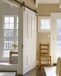 interior barn doors frosted glass