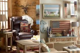 Lake Cabin Decorating Coastal Or Cabin Decor Which Design Do You Love My Kirklands Blog