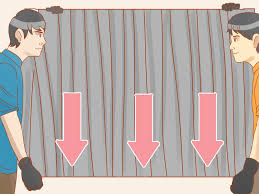 Adhesive Bathroom Mirror How To Remove A Bathroom Mirror 9 Steps With Pictures Wikihow