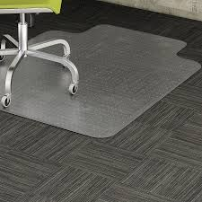chair mat for tile floor. Lorell Low-pile Carpet Chairmat LLR82820 Chair Mat For Tile Floor
