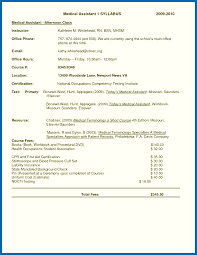 Samples Of Medical Assistant Resume Resume Skills Examples Medical Assistant Emberskyme 24