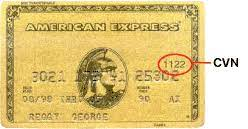 If the customer cannot provide the correct number, the transaction may be fraudulent. Finding Your Credit Card Cvv Number
