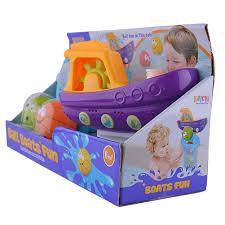baby bathtub toys with and boat bath toys for kids bundle fun bath time