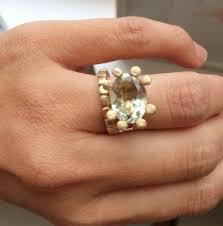 green amethyst xl g ring
